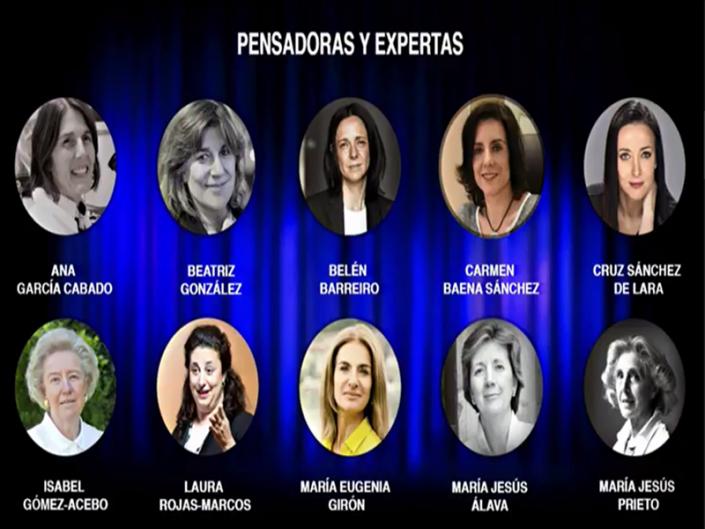 Mª Jesús Álava Top100 Mujeres Líderes 2017