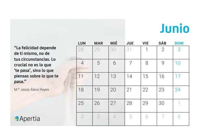 junio psicologia alava reyes ser feliz felicidad madrid
