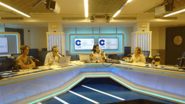 Margarita Montes - Cadena COPE - Vuelta al Cole