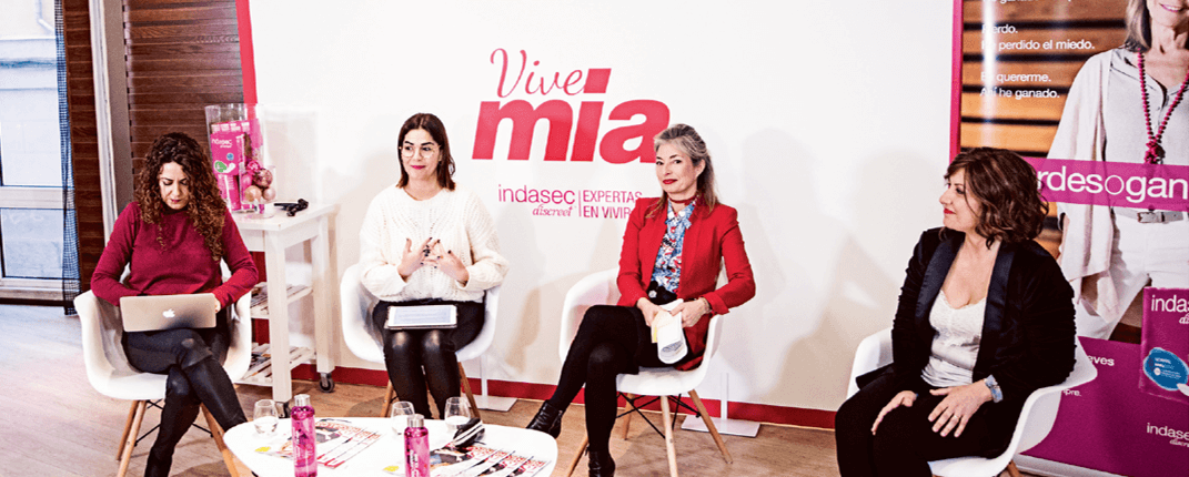Christine Lebriez - Revista Mia